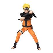 Boneco Sh Figuarts Naruto Uzumaki Original Bandai Selection