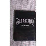 Dvd De Metallica - The Videos 2003