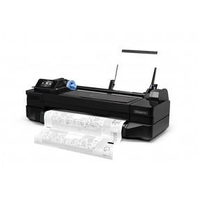 Plotter Hp T120 Designjet Eprinter T120/t520 24 Pulg