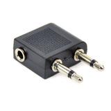 Adaptador Para Fone De Ouvido No Avião - P2/3.5mm