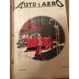 Motos Chile 1919 Auto Y Aero Revista Nro 79.motos Raras