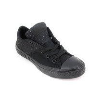 Zapatilla Converse All Star Madison Dots Ox Negro