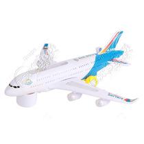 Brinquedo Avião Air Bus A380 - Com Som E Luzes- Compre Já