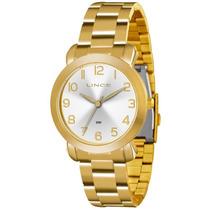 Relógio Lince Feminino Lrg4319l S2kx Original Loja Fisica