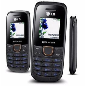 Celular Barato Lg A275 2 Chips Radio Lanterna Indoso + Frete