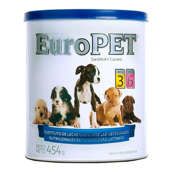 Leche Cachorro Premium Sustituto Lacteo Europet Lata 454g