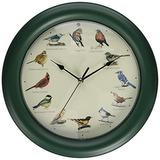 Marcos Feldstein Original Del Canto Del Pájaro Del Reloj, 1