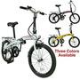 Xspec 20 \7 Velocidad Ciudad De Plegado Compacto Para Bicic
