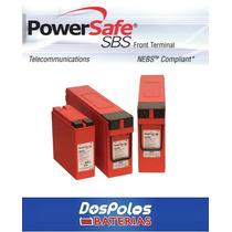 Bateria De Gel Y Agm Powersafe 190 A/h Usa - Similar Optima