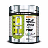 Super Hd 180grs Polvo Cellucor - El Termogénico Mas Efectivo