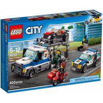 Lego 60143 Atraco Al Camión De Coches, City, Env. Gratis