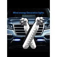 Luces Led X2 Luces De Lujo Para El Carro Sin Corriente