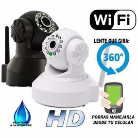 Camara Ip Inalambrica Wifi Video Audio Nocturna Ve X Cel