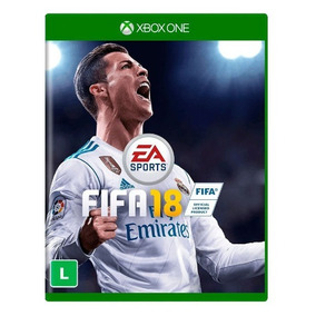 Fifa 18 - Xbox One - Novo - Mídia Física - Lacrado