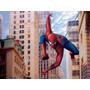 Painel Decorativo Festa Homem Aranha Spider [3x1,7m] (mod4)