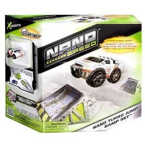 Pista Nano Turbo Jump Ramp Set Sunny Brinquedos
