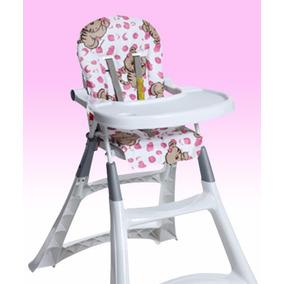 Cadeira Refeição Alta Premium Tigrinha Galzerano