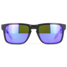 5afbeda067ec9 Óculos De Sol Oakley Holbrook Com lente polarizada, Usado no Mercado ...