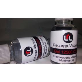 Polia Viscosa Recarga Gel S10 Ranger Hilux L200