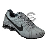Tenis Nike Shox Junior 4 Molas Masculino Promoção Original