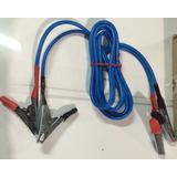 Cables Puente Bateria Emergencia Pinzas Cocodrilos 16 Mm