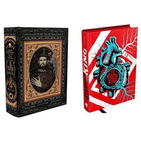 Biografia Stephen King Coração Asombrado + Zé Do Caixão Mald