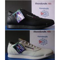 Zapato Deportivo Reebok Blanco Y Negro