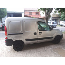 Camioneta Renault Kangoo 2 Furgon Permuto Por Moto
