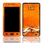 Capa Adesivo Skin371 Samsung Galaxy S2 Gt-i9100
