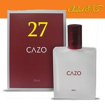 Chanel N5 - Cazo 27 - By Lado Z - Linha Cazo Feminina [50ml]