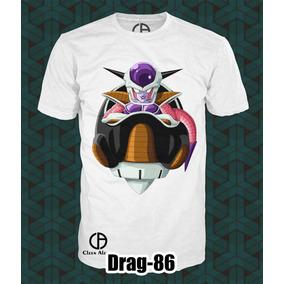 Playera Dragon Ball Super Freezer Fase 1