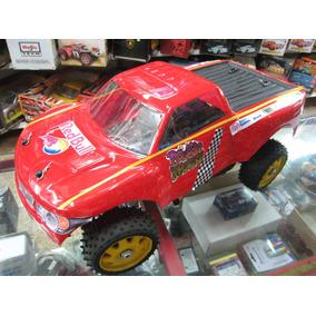 1/8 Camioneta Explosion 4x4 Radio 2.4 Motor 21 Hs Nuevo