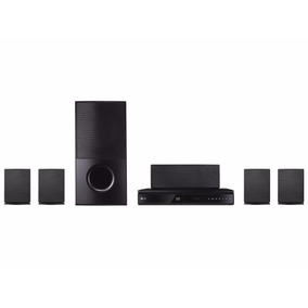 Home Theater Lg Lhd625 Dvd 1000w Rms 5.1 Canais Wireless