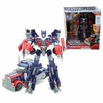 Action Figure Optimus Prime Transformers Articulado 18cm