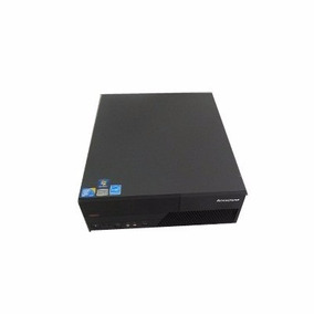 Cpu Lenovo Core 2 Duo 2gb Ddr3 Ram Hd 160gb Com Wifi !