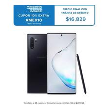 Celular Samsung Galaxy Note 10+ Plus 256 Gb +12 Ram Sensor De Profundidad