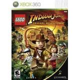 Lego Indiana Jones Las Aventuras Originales W7