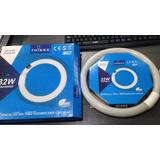 Kit De Fluorescentes Circular 22w + 32w