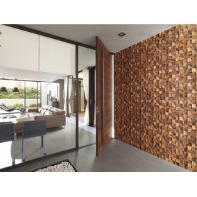 mosaicos venecitas guardas azulejos madera diseo interior - Revestimientos De Paredes Interiores