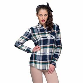 Blusa Vaquera Para Dama Marca Hollyland Af6363