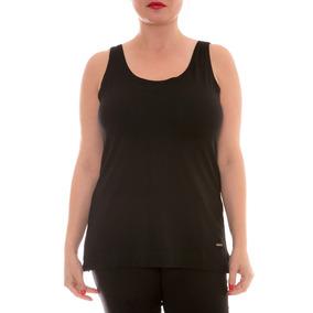 Musculosa Modal Larga - Mamy Blue - Talles Grandes