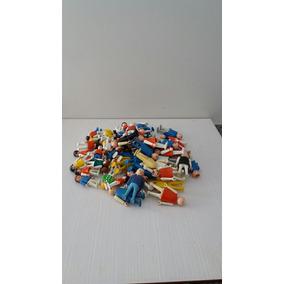 Playmobil Western Lote Com 55 Bonecos