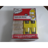 Jenga Torre Para Beber De Los Simpsons