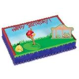 Angry Birds Kit De Fiesta De La Torta Que Adorna