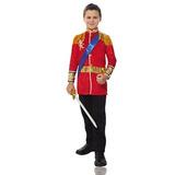 Disfraz Para Niños Traje De Niños Príncipe De Cuento