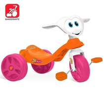 Triciclo Infantil Motoca Carrinho Bebê Passeio Criança