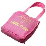 Juguete Para Gato Regla De Los Gatos Catnip Toy Mini Pink T