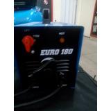 Maquina Soldar Eurotécnica 180 Amp Oferta Distribuidores