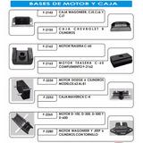 Gomas Bases De Motor Y Caja Ford/chevrolet/dodge/toyota