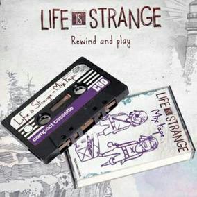 Life Is Strange Mix Tape Cassette Soundtrack Trilha Sonora